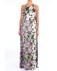 Folies Blugirl Robes long femme - Multicolore