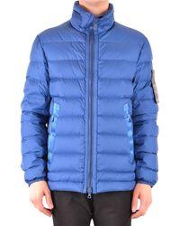 Peuterey Prendas de abrigo largo - Azul