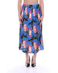 KENZO Trousse falda - Azul