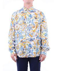 Versace Jeans Couture Shirts général - Bleu