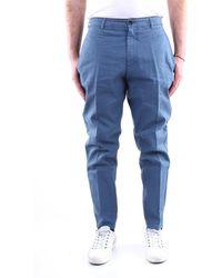 Department 5 Pantalon régulier - Bleu