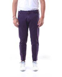 PT Torino Pantalones vaqueros regular - Morado