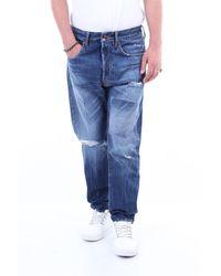 People Pantalones vaqueros delgado - Azul