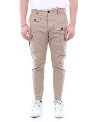 DSquared² Pantaloni regular - Neutro