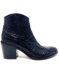Fauzian Jeunesse Zapatos - Azul
