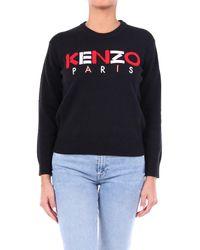 KENZO Sweat-shirts à col rond - Noir