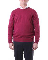 Della Ciana Jersey de cuello redondo color - Multicolor