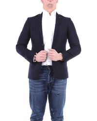 Karl Lagerfeld Vestes veste - Bleu