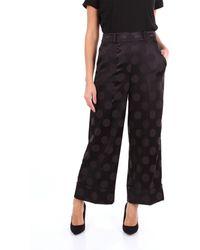 Maliparmi Pantalon chino - Noir