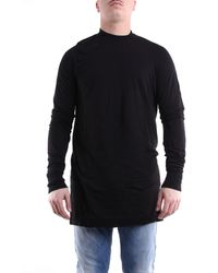 Rick Owens Drkshdw Dskshdw by rick owens suéter largo - Negro