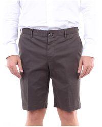 PT Torino Pantalones cortos bermudas - Marrón