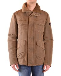 Peuterey Prendas de abrigo largo - Marrón