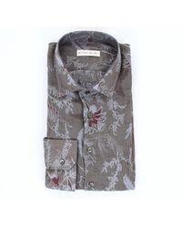 Etro Camisa - Gris