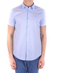 Armani Jeans Camisas casual - Azul