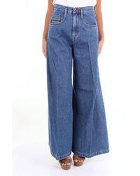 DIESEL Jeans boyfriend - Blu
