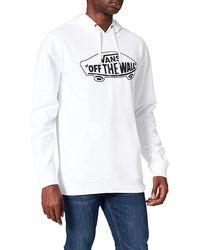 Vans Sweat-shirts sweat-shirt - Blanc