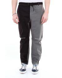 United Standard Pantalón de trekking bicolor estándar united - Gris