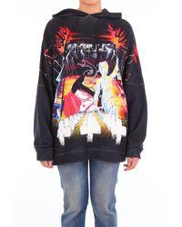 R13 Trousse sweat-shirt - Multicolore