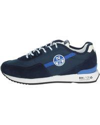 North Sails Chaussures de tennis - Bleu