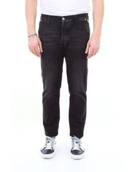 Roy Rogers Roy roger's jeans elias scuro slim fit - Multicolore