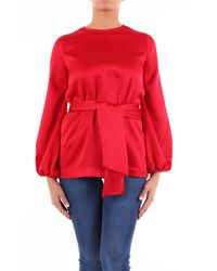 Gianluca Capannolo Blouse rouge