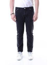 Jacob Cohen Jeans modello 622 di colore nero
