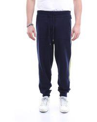 Heritage Pantalon de sport - Bleu