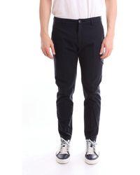 Department 5 Pantalone - Blu