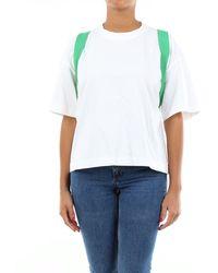 Ambush Camiseta blanca de manga corta - Blanco