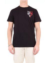 Philipp Plein Camiseta manga corta - Negro