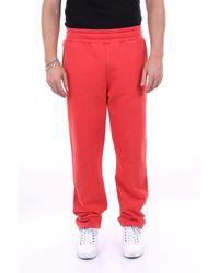 A_COLD_WALL* Pantalones deportivos s - Rojo