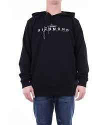 John Richmond Sudaderas con capucha - Negro