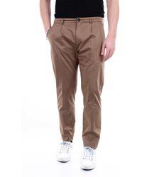 Department 5 Pantalon couleur noisette - Marron