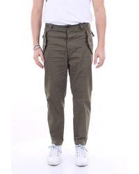 DSquared² Pantalones verde militar - Gris