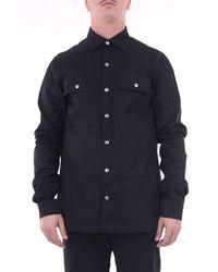 Rick Owens Camisas casual - Negro