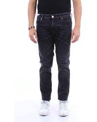 PT Torino Jeans régulier - Noir