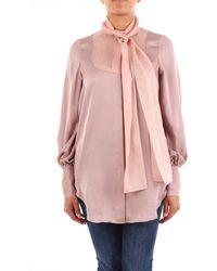 Kiton Camisas blusas - Rosa