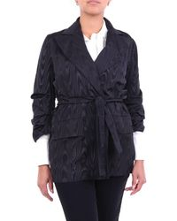 L'Autre Chose La chaqueta corta autrechose en - Negro