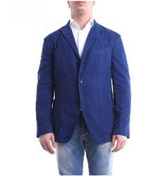 Boglioli Chaquetas chaqueta de sport - Azul