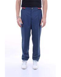 Entre Amis Pantalones regular - Azul