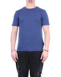 Fedeli - Camiseta con cuello redondo - Lyst