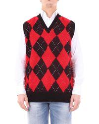 Alexander McQueen Sweater - Rot