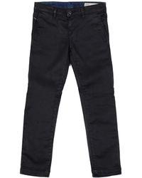 DIESEL Trousse pantalones - Negro