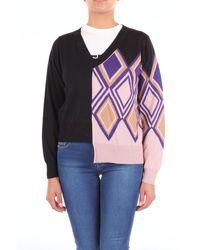VIKI-AND Trousse suéter - Multicolor