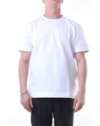 Paolo Pecora T-shirt à manches courtes - Blanc