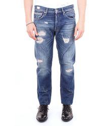 Replay Trousse jeans - Bleu