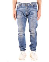 Valentino Pantalones vaqueros regular - Azul