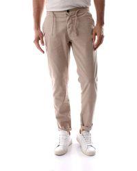 Bomboogie Pantaloni - Neutro
