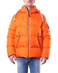 Bogner Giubbotto di colore arancione