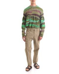 Haikure Pantalones - Verde